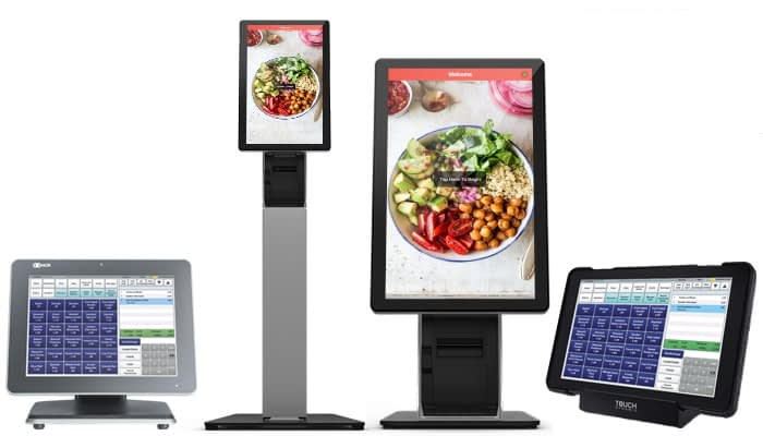 POS and Kiosk Solutions