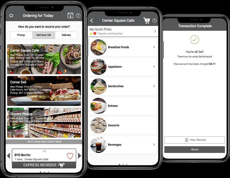 Mobile-Ordering-Website