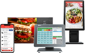 Quickcharge Dining and Retail Technology
