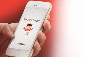 Quickcharge at Your Fingertips