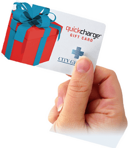 Quickcharge Payment Options