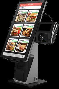 Quickcharge POS Kiosk