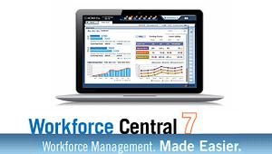 kronos workforce central 7 screen shot