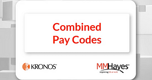 Combined Paycodes