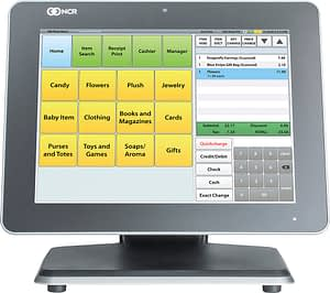 Quickcharge POS for Gift Shops