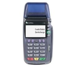 quickcharge verifone terminal