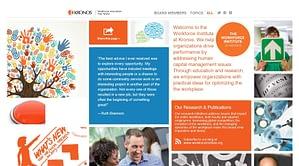 eBook on Workforce Innovation That Works - Kronos