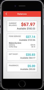 My Quickcharge - Balances