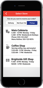 My Quickcharge - Online Ordering